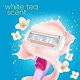 Gillette Venus ComfortGlide White Tea Women's Razor