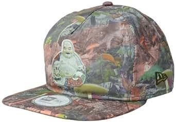 Volcom Men's Shotgun 5 Panel Hat, Camouflage, One Size