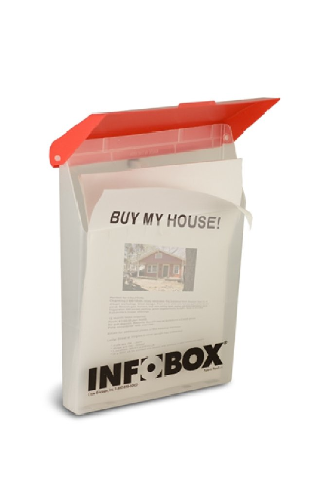 The Infobox - Outdoor Document Holder