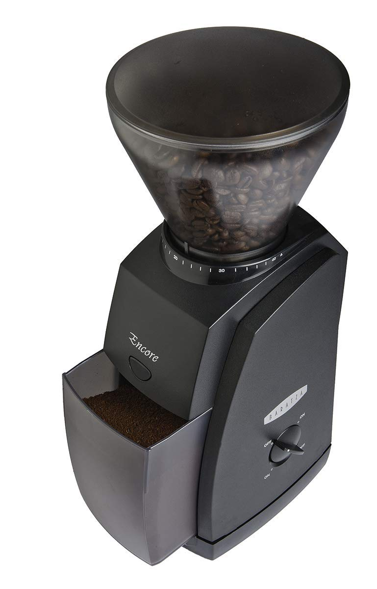 Baratza Encore Conical Burr Coffee Grinder w 40 Grind Settings