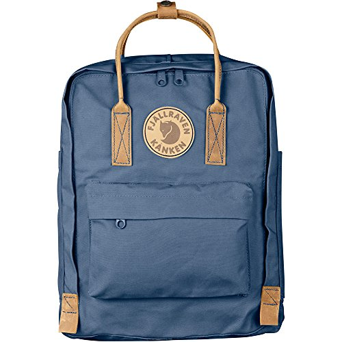 Fjallraven Kanken No. 2, Heritage and Responsibility Since 1960, Blue Ridge by Fjallraven