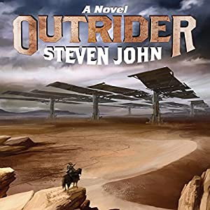 Outrider Audiobook