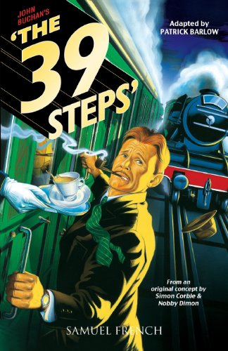 the 39 steps by patrick barlow - 2