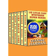 Liz Lucas Cozy Mystery Super Series