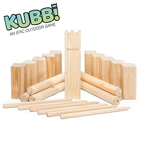 Play Platoon Premium Hardwood Kubb product image
