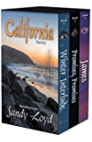 California Series - Book one - three: Winter Interlude, Promises, Promises, and James