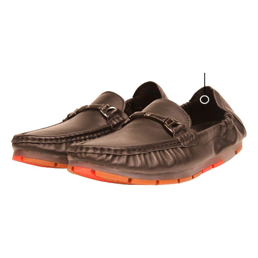 ZPEDY Geschäfts Massen Freizeitschuhe Handgemachte Schuhe Bequeme Dauerhafte Freizeitschuhe Massen All Inclusive Braun b77813
