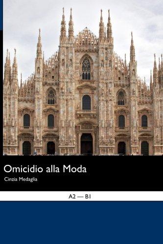 Omicidio alla Moda (Italian Easy Reader) (Italian Edition)