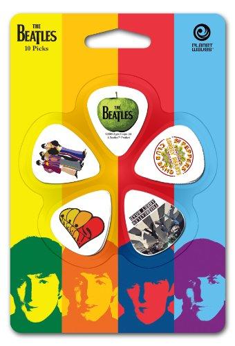 Planet Waves Beatles Guitar Picks