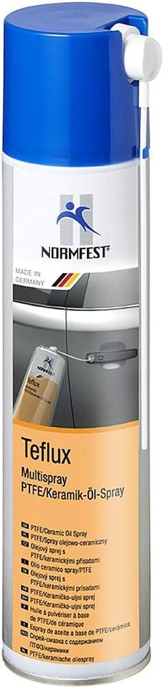Normfest Teflux Ptfe Keramik Ölspray Spray 400ml Auto