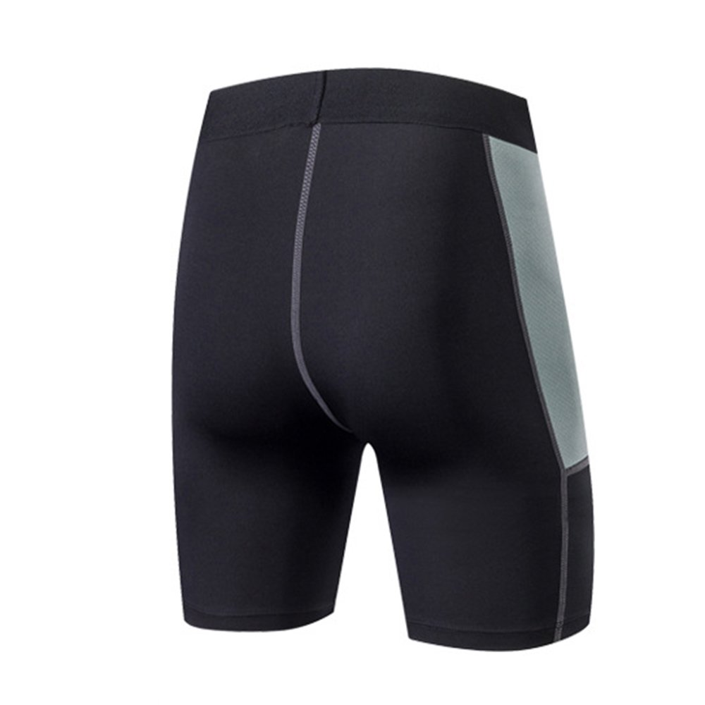 Litthing Mens Compression Shorts Baselayer Cool Dry Sports Tights