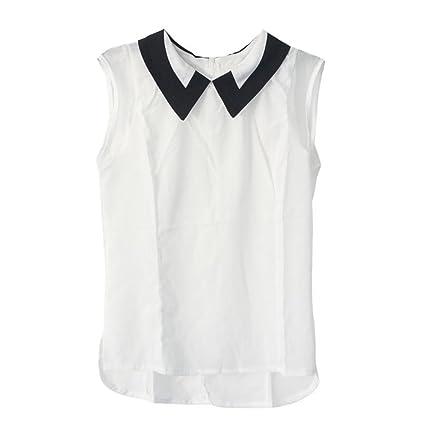 Camiseta o camisa, Challeng ropa de moda a la calle Las mujeres del verano sueltan