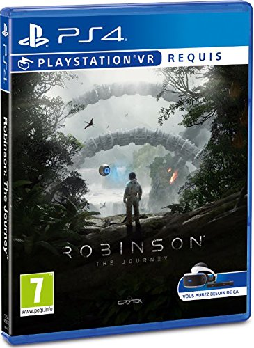 Robinson : the Journey - PS4 | Crytek. Programmeur