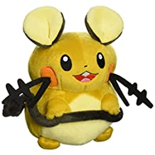 Takaratomy Pokemon X and Y - 7-Inch Dedenne XYN-05 Plush