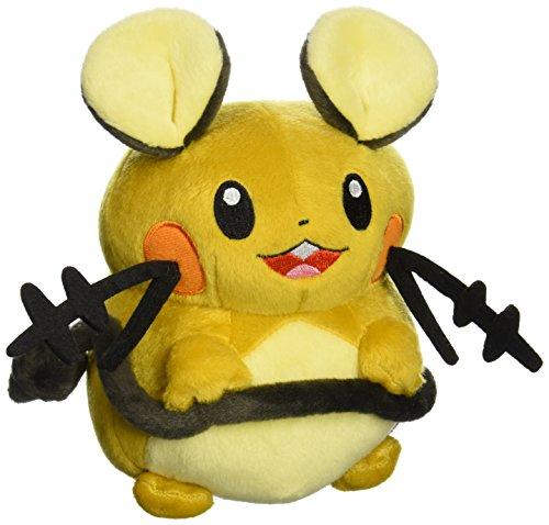 Takaratomy New Pokemon N-05 X and Y Dedenne 7