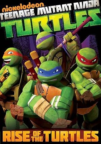 Teenage Mutant Ninja Turtles: Rise of the Turtles (Turtles Dvd Collection)