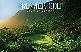 2020 Premier Golf Deluxe Wall Calendar