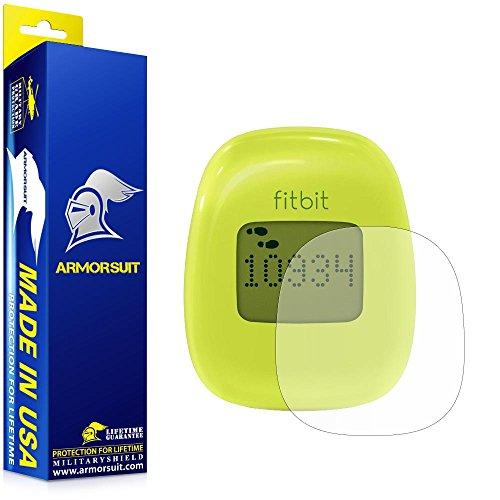 ArmorSuit Fitbit Zip Anti-Glare Screen Protector (2 Pack) Full Coverage MilitaryShield Screen Protector for Fitbit Zip - Matte Anti Bubble Film