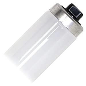GE 10773 F48T12/CW/HO Straight T12 Fluorescent Tube Light Bulb
