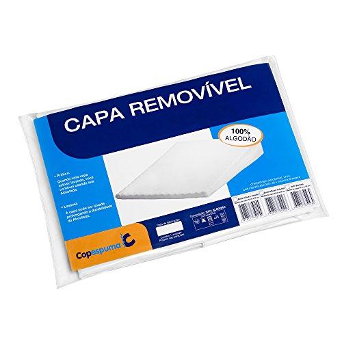 Capa Removível para Almofada Copespuma Anti-Refluxo Infantil