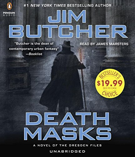 jim butcher cd - 4