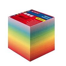 Herlitz Zetteklotz 10901973 - Paquete de 800 notas, colores surtidos