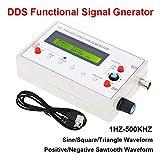 1HZ-500KHZ FG-100 DDS Functional Signal Generator