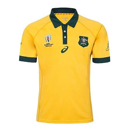 QAZ Rugby Fan De Apoyo Camiseta De Entrenamiento Reemplazar La ...