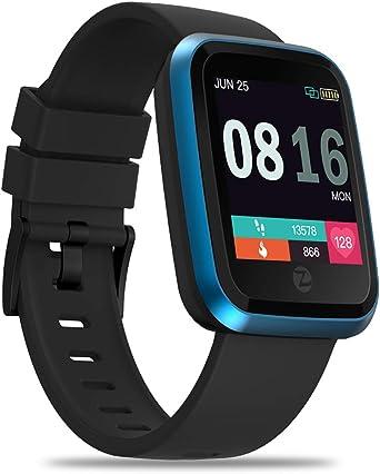 Zeblaze Crystal 2 Smart Watch 1.29-Inch IPS Color Display IP67 ...
