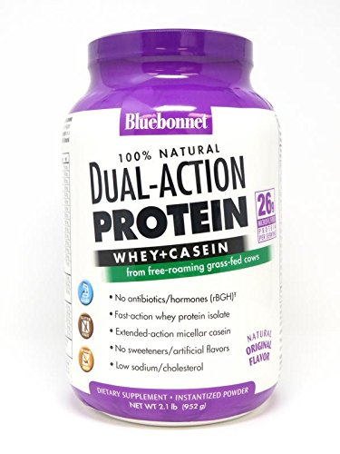 Dual Action Protein Original – 2.1 lbs – Powder For Sale