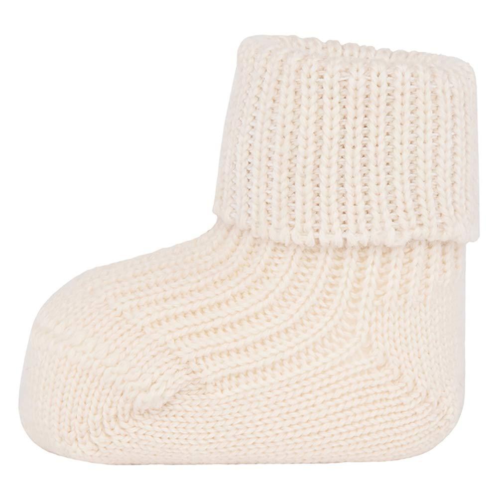 Baumwolle Made in Europe und Kindersocken f/ür Jungen und M/ädchen Wolle mit Umschlag Ewers Baby