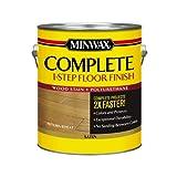 Minwax 672000000 1G Gloss Autumn Wheat Complete 1-Step Floor Finish