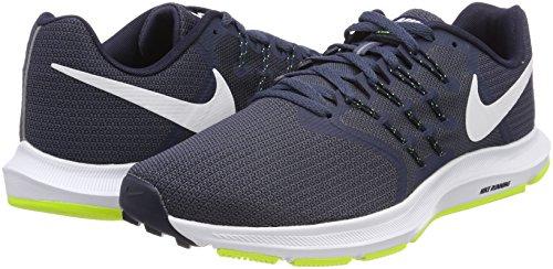 Obsidi Swift Homme Blue White Nike Course thunder Pour Volt Run Bleu Chaussures De 403 5Upq7