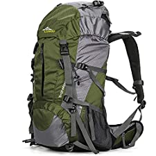 Backpack Hiking Camping 50L