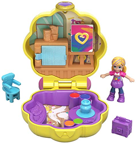 Polly Pocket Awesome Art Studio