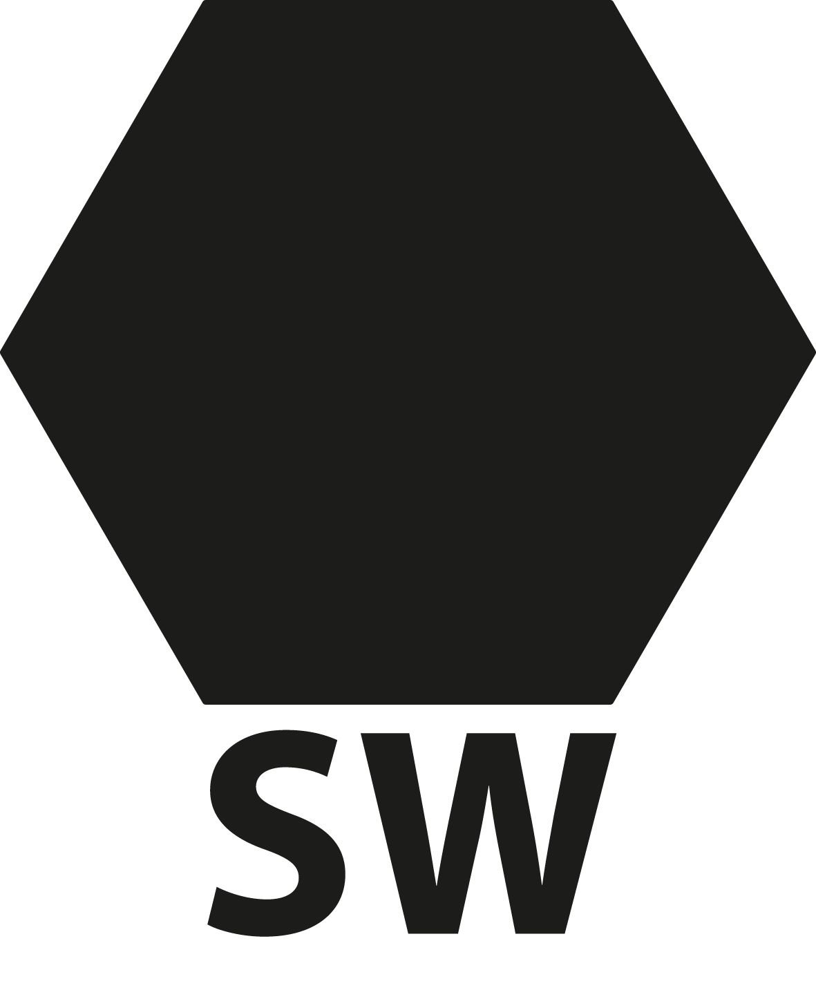 Sch/össmetall Sechskant-Holzschraube DIN 571 8 x 80 mm Edelstahl A2 SW13 10 St/ück 23010645