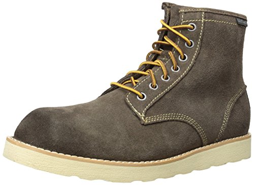 Eastland Mens Barron Lace Up Boot Olive Suede