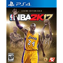 NBA 2K17 Legends Edition Gold