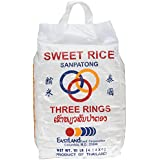 (10 Lbs) Thai Sticky Rice (Sweet Rice)