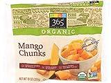 365 Everyday Value, Organic Mango Chunks, 10