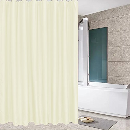 75 Inch Long Shower Curtain Liner   4