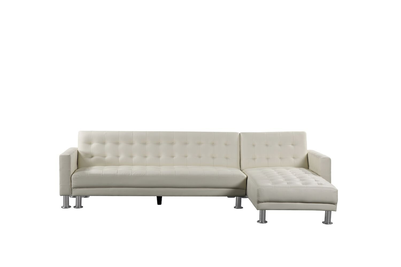 brand new 5f91f 2f896 Amazon.com: Velago 1912 ATTALENS White Modern Convertible ...