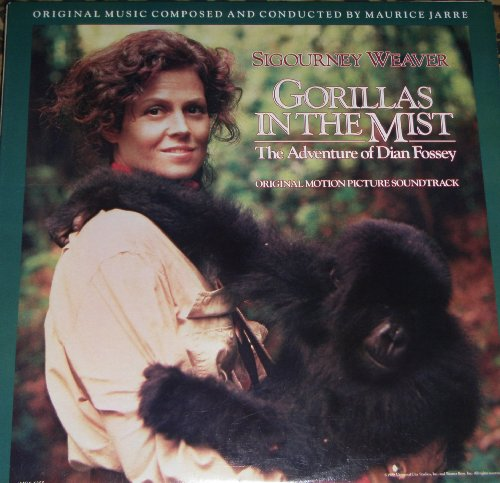 Gorillas In The Mist - Movie Soundtrack