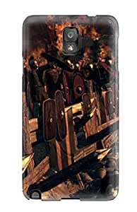 Best 6107923K54922257 For Total War: Attila Protective Case Cover Skin/galaxy Note 3 Case Cover