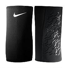 Nike Adult Amplified Black Elbow Sleeve Size Large