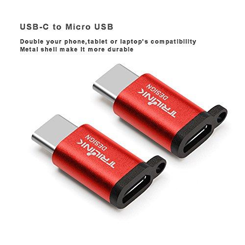 Micro Usb Usb C Adapter Key Ring