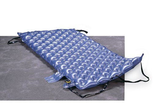 "medline MSC063000Z Deluxe Static Air Overlay, 36"" x 75"""