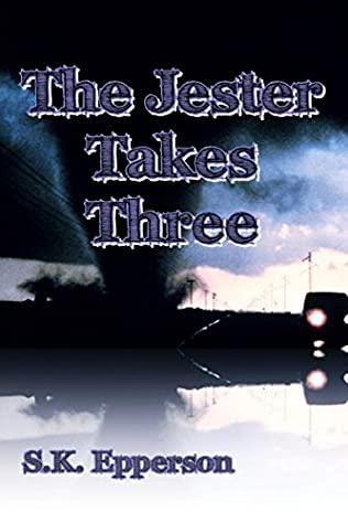 book cover of The Jester Takes Three