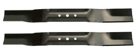 2) Estados Unidos cortacésped cuchillas para Toro 108 - 0954 - 03 ...