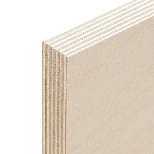 Single Piece of Baltic Birch Plywood, 18mm - 3/4